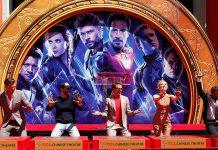 'Avengers: Endgame' Menuju Film Terlaris Dunia