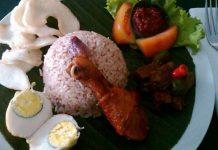 sego Blawong Makanan Special di Peringatan Tingalan Dalem