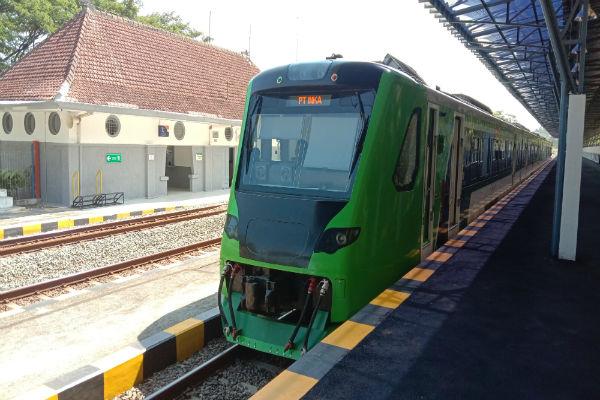 Kereta Bandara Kulonprogo