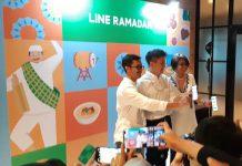 line ramadhan