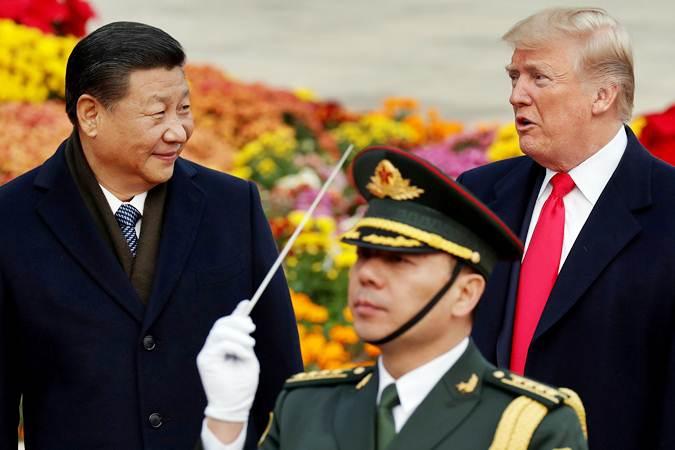 Trump akan temui Jinping