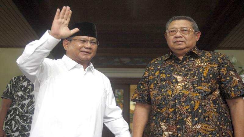 SBY mengingatkan jokowi