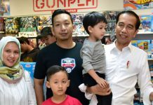 Jokowi Nge-Vlog di Jogja