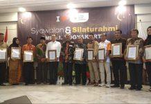 penghargaan PMI DIY