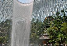 Air Terjun Indoor Tertinggi di Dunia