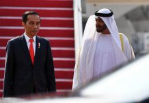 Putra Mahkota Abu Dhabi