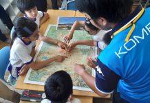workshop mitigasi bencana di Jepang