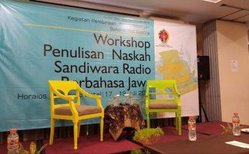 penulisan naskah sandiwara radio berbahasa jawa