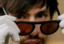 Kacamata Hitam dari Ampas Kopi