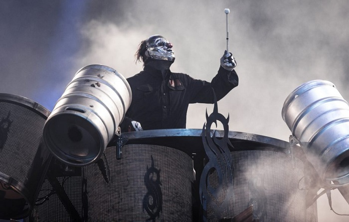 drummer Slipknot