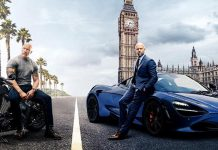 'Fast & Furious: Hobbs and Shaw'