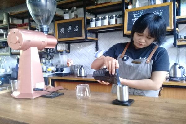industri kopi olahan