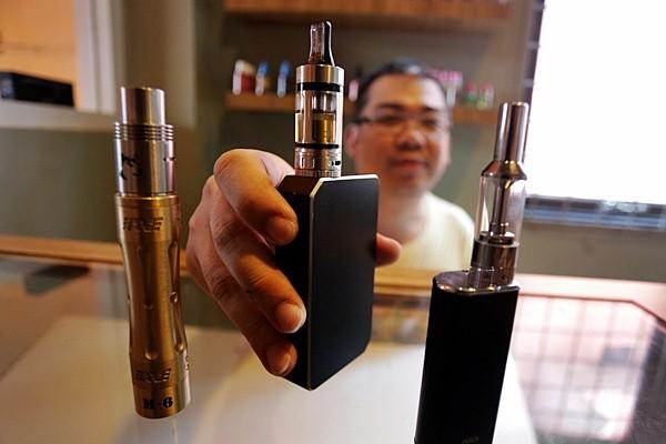 risiko merokok rokok elektrik