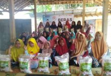 Beras Untuk Santri Indonesia