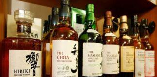 produk wiski buatan Jepang