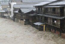 Dua tuna wisma ditolak saat Badai Hagibis
