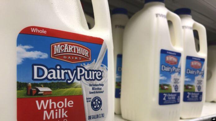 produsen susu terbesar
