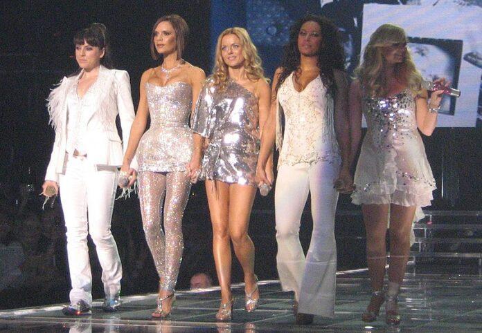 Spice Girls adele