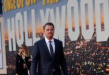 Leonardo DiCaprio mendanai kebakaran