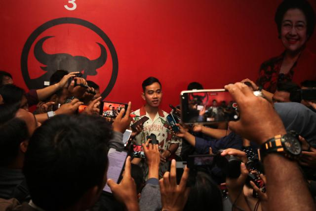 Wali Kota Surakarta Gibran