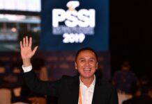 Ketum PSSI periode 2019-2023