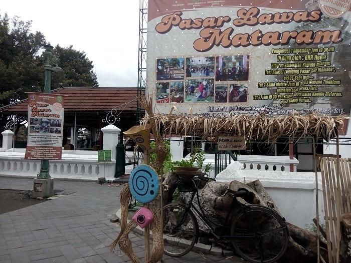 Pasar Lawas Mataram Kotagede 2019