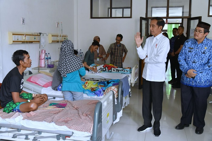 kasus positif Covid-19 Indonesia