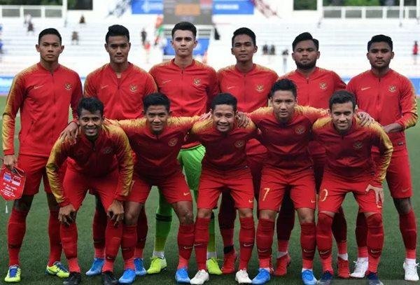 Indonesia menyerah melawan Vietnam