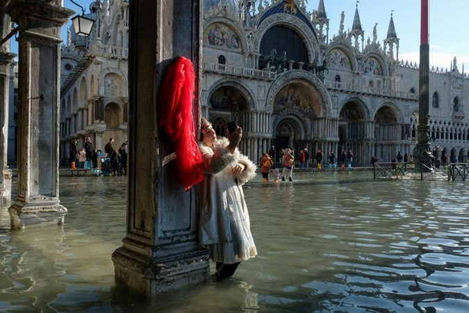 banjir bandang melanda Prancis