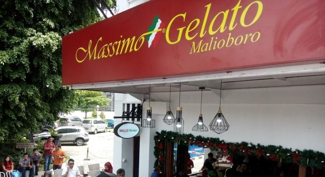 Gelato asli Itali Malioboro