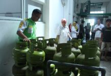gas 3kg catering