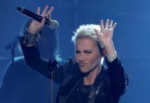 Marie Fredriksson, vokalisRoxette