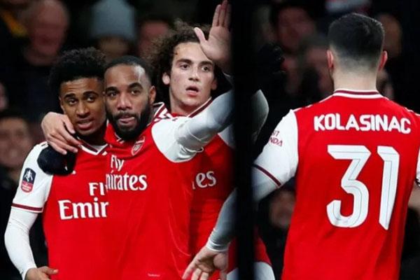 Arsenal arsenal jalur kemenangan