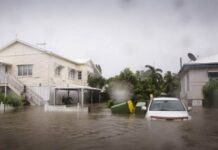 Australia banjir