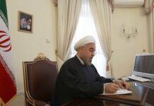 Presiden Iran Minta maaf