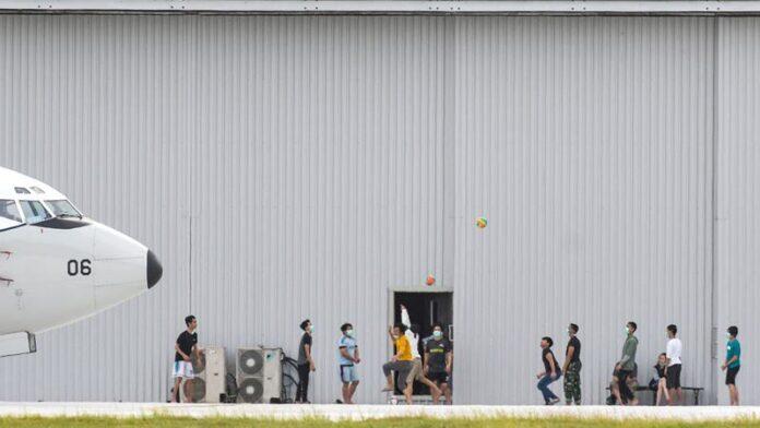 238 orang diobservasi di Natuna