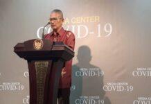pasien positif Covid-19 Indonesia
