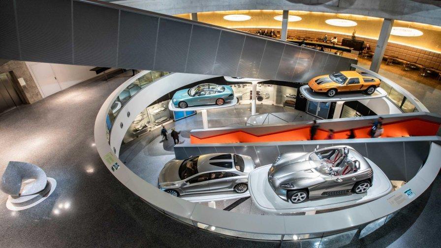 Museum Mercedes-Benz Jerman