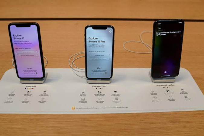 IPhone SE generasi ketiga