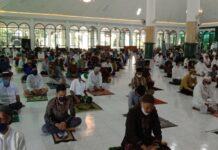 masjid agung sleman