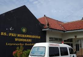 PKU Muhammadiyah wonosari