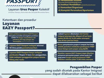 Eazy Passport Yogyakarta