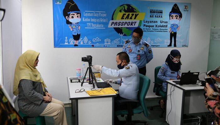 paspor Yogyakarta
