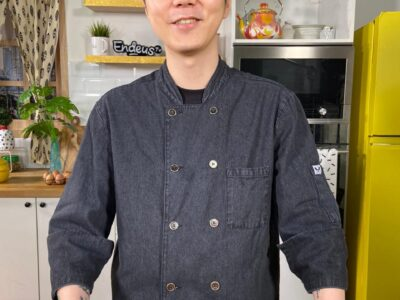 Chef Jun Korea Selatan