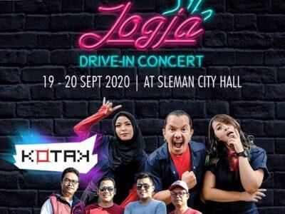 Drive in Concert Jogja