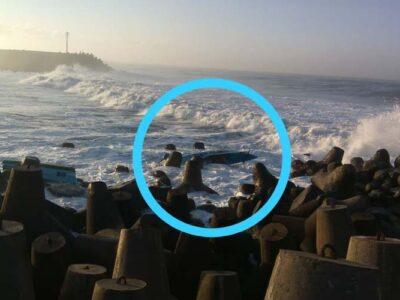 Kecelakaan laut di Pantai Glagah