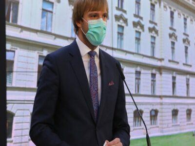 Menkes Ceko mengundurkan diri