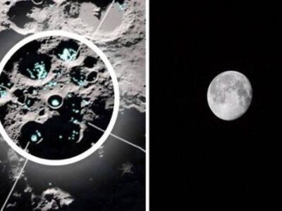 air di permukaan Bulan