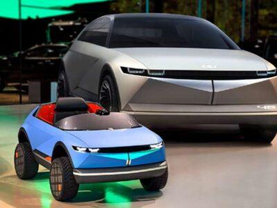 mobil listrik terkecil