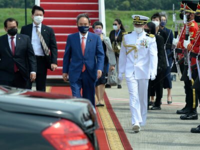 PM Jepang